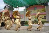 International Cultural Event Held in East Kalimantan